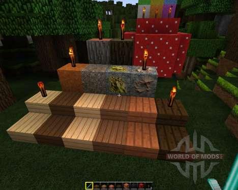 LIFE HD [128x][1.7.2] pour Minecraft