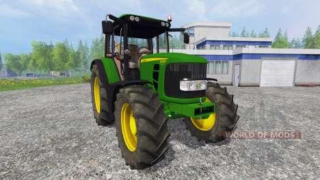 John Deere 6330 Premium pour Farming Simulator 2015