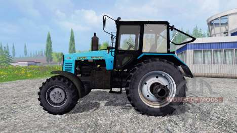 MTZ-1221 Biélorusse SAREx pour Farming Simulator 2015