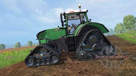 Fendt 1050 Vario Quadtrac für Farming Simulator 2015