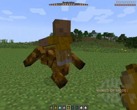 Eternal Isles [1.7.2] pour Minecraft