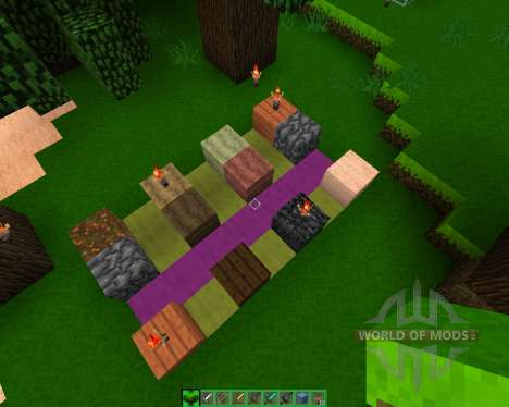 Ranovas SummerPack [16x][1.7.2] für Minecraft