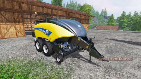 New Holland BigBaller 1290 pour Farming Simulator 2015