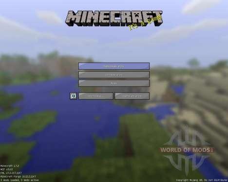 SparkleCraft [256x][1.7.2] für Minecraft