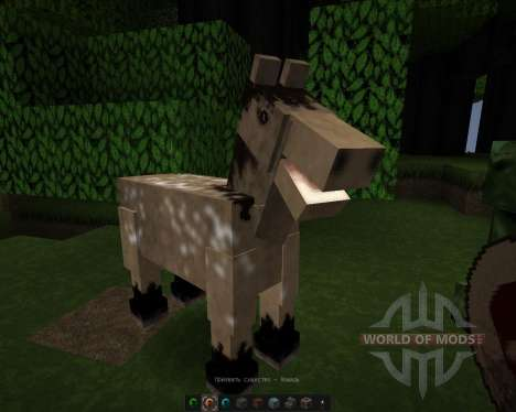 Cyberghostdes Scifantasy [128х][1.8.1] pour Minecraft