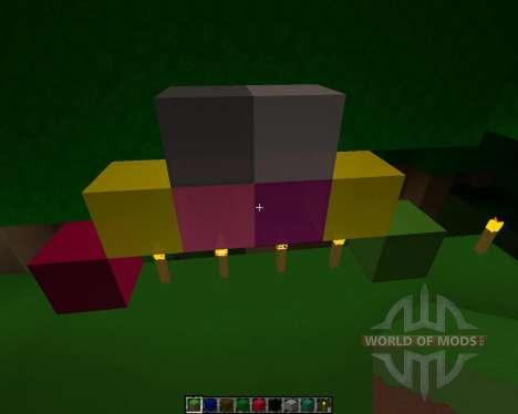 Painted [128x][1.7.2] pour Minecraft