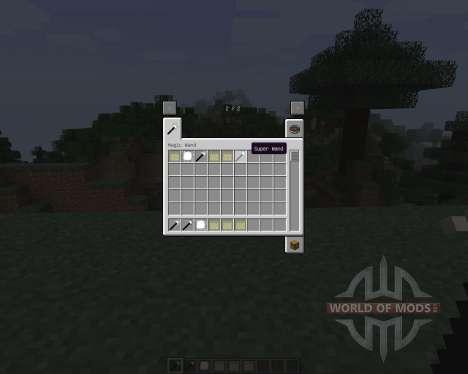 Kuuus Magic Wand [1.7.2] für Minecraft