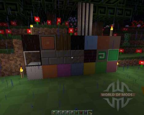 Nuper Gummi Pack [16x][1.8.1] für Minecraft