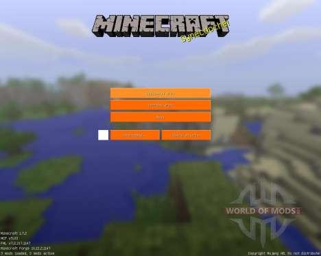 Pumpkin Craft [32x][1.7.2] pour Minecraft