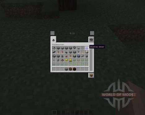 PneumaticCraft [1.7.2] für Minecraft