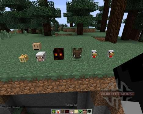 Realistic Deaths [1.7.2] für Minecraft