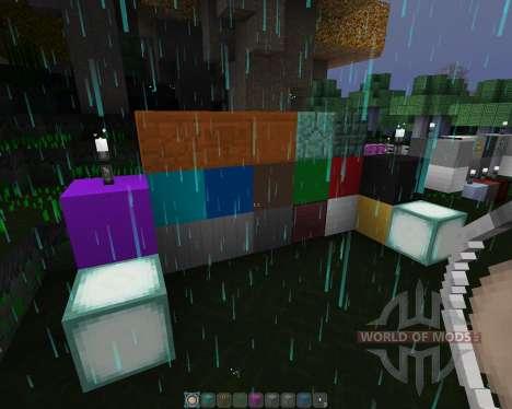 Cyber-Optik [32х][1.8.1] für Minecraft