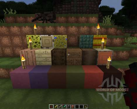Affluence [16x][1.8.1] für Minecraft