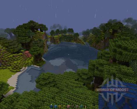 WillPack [32х][1.8.1] pour Minecraft