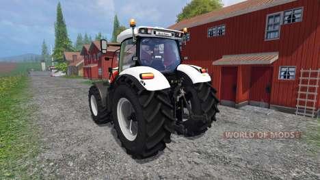 Steyr CVT 6230 [edit] pour Farming Simulator 2015