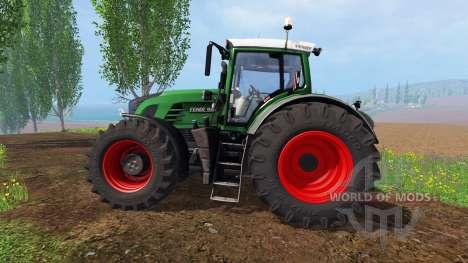 Fendt 939 Vario [edit] für Farming Simulator 2015