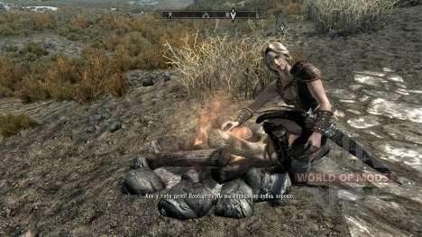 Vilja in Skyrim [4.01] für Skyrim sechsten Screenshot