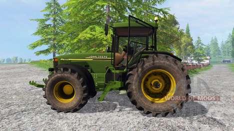 John Deere 8410 v1.2 für Farming Simulator 2015