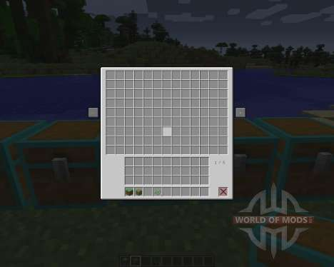 Multi Page Chest [1.6.2] für Minecraft