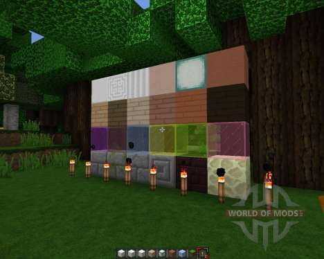 Rectic Pack [64x][1.8.1] für Minecraft