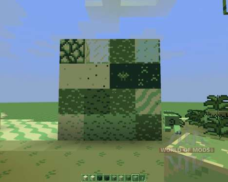 CraftBoy Green [16x][1.8.1] für Minecraft