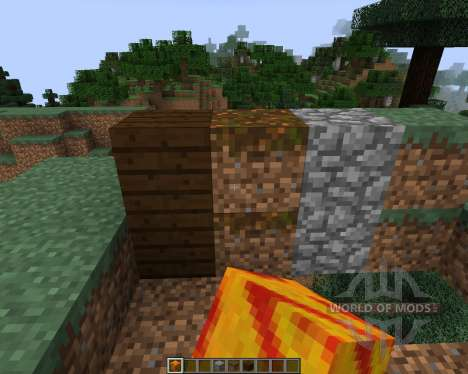 Chameleon Blocks [1.7.2] für Minecraft