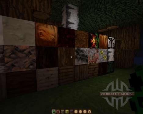 Moray Summer [32x][1.8.1] pour Minecraft
