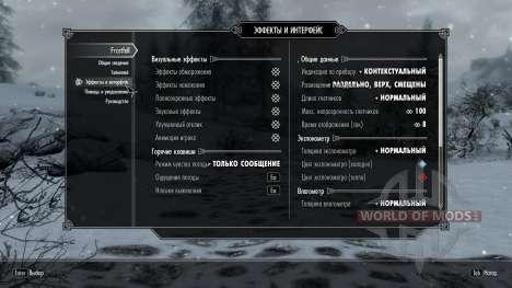 Freeze - Rettung in das Lager [2.6] für das dritte Skyrim-Screenshot