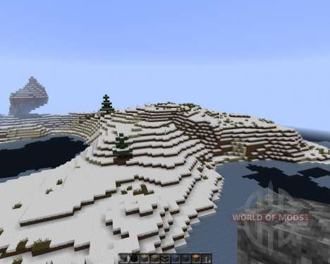 Skyrim Resource Pack [32х][1.8.1] für Minecraft