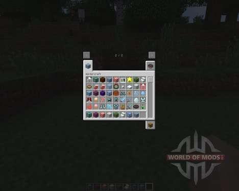 Wintercraft [1.7.2] pour Minecraft