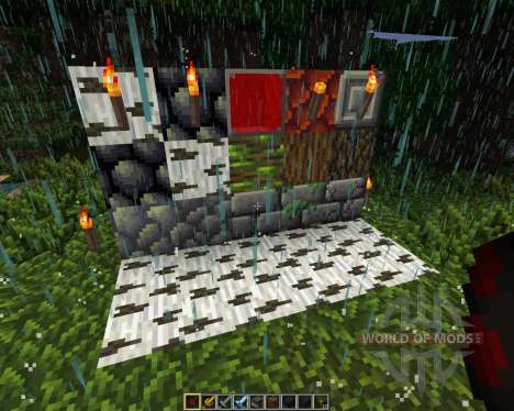 Plunders PixelCraft [16x][1.8.1] pour Minecraft