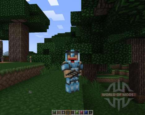 Pixel Perfection [16x][1.7.2] für Minecraft