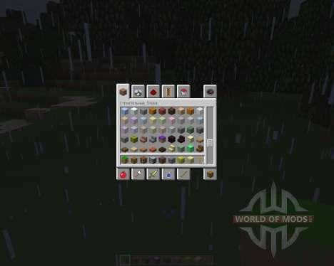 Ninja 777 [16x][1.7.2] pour Minecraft