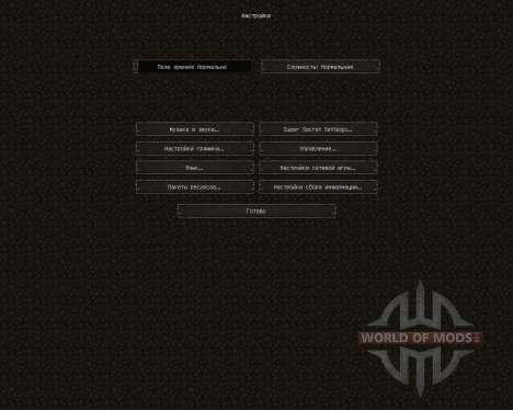 GF Craft [16x][1.7.2] pour Minecraft