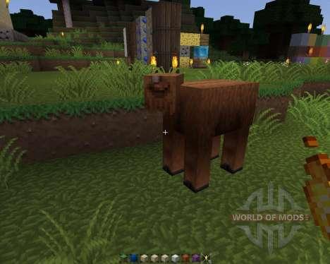 Lions Revival [32x][1.7.2] pour Minecraft