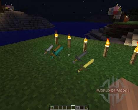 OspreyCraft [32x][1.7.2] pour Minecraft