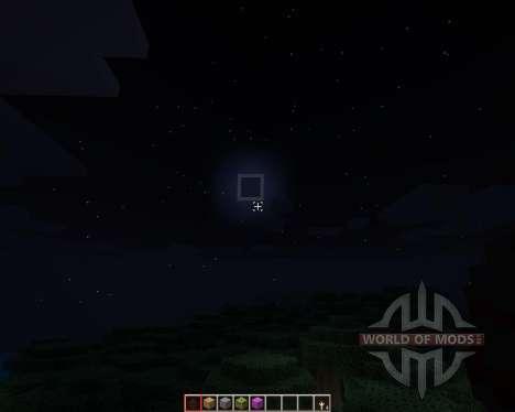 Sandy Träume [16х][1.8.1] für Minecraft