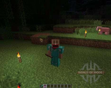 Familiars [1.6.2] pour Minecraft