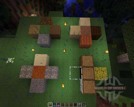 Popcraft [16x][1.7.2] für Minecraft