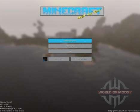 Cyber Optics [32x][1.7.2] für Minecraft