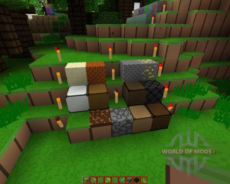 The End Resource Pack [16x][1.7.2] für Minecraft