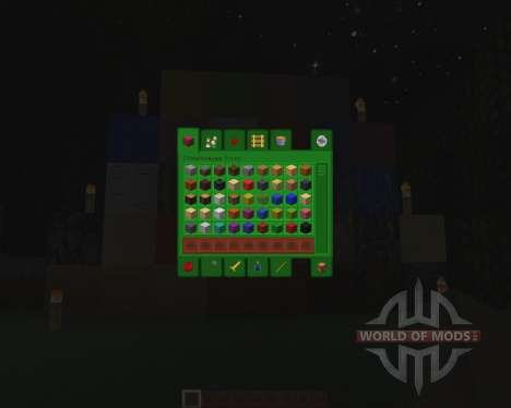Biophelia [128x][1.7.10] für Minecraft