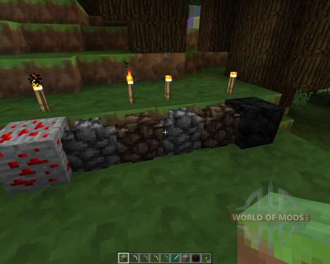 Smoothed Out Resource Pack [16x][1.7.2] pour Minecraft