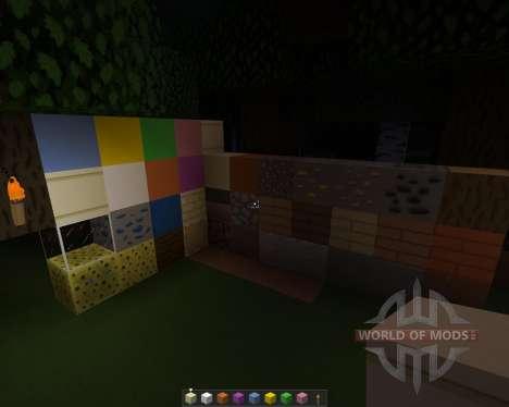 Porkchop Media [128x][1.8.1] für Minecraft
