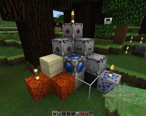 Precisely Portal [32x][1.7.2] pour Minecraft