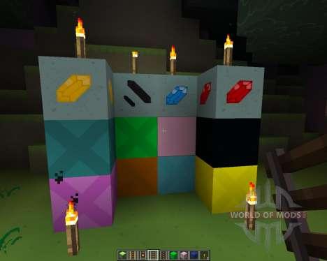 Flutter Storms [64x][1.7.2] für Minecraft