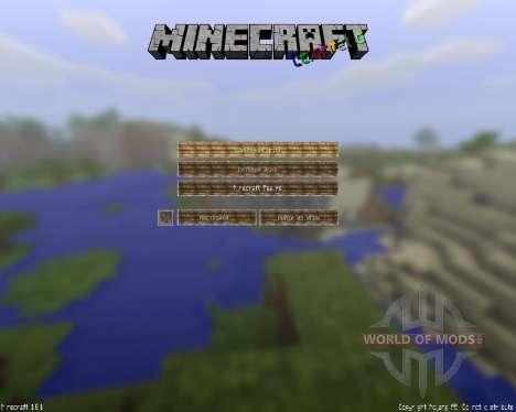Malte Pack [128х][1.8.1] pour Minecraft