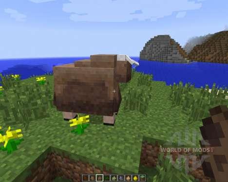 LotsOMobs [1.7.2] für Minecraft