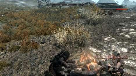 Freeze - Rettung in das Lager [2.6] für Skyrim elften Screenshot