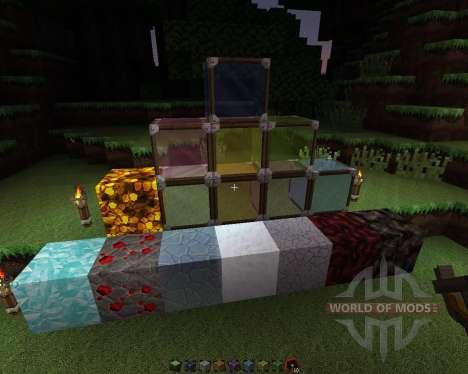 GrungeBDcraft [128x][1.7.2] pour Minecraft